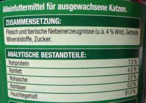 """Etikett einer klassischen """"4%-Dose"""""""